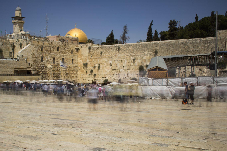 LE KOTEL, JERUSALEM