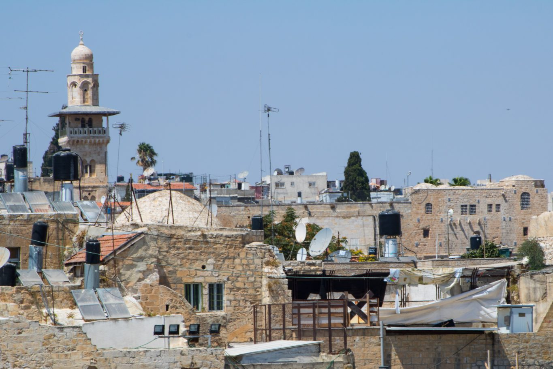 VIEILLE VILLE, JERUSALEM